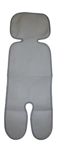Sweat back mesh stroller seat (also used in the child seat available) Gray by WatariYoshimi woolen