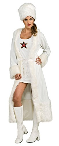 Rubie's Costume White Russian-Female Costume, Standard -