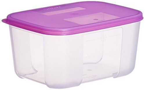 [Tupperware Freezer Mate Container, 650ml, 1-Piece (Colors may Vary)] (Tupperware Freezer Mates)
