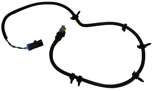 AIP Electronics ABS Anti-Lock Brake Wheel Speed Sensor Compatible Replacement For 2001-2005 Chevrolet Oldsmobile and Pontiac Front Right Passenger Side Wire Harness Oem Fit ABS43