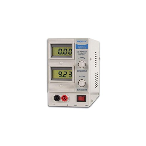 Power Supply with LCD Display (0-15V) with Glue Card by Wholesale Gadget Parts