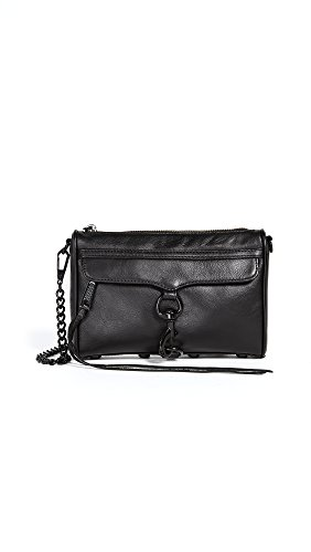Convertible Body Mini Rebecca Mac Minkoff Bag Cross Black qw1w4gXtx