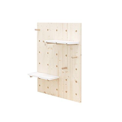 Decowood Panel Accessories, Wood, Beige, 120x 40x 2cm by Decowood (Image #2)