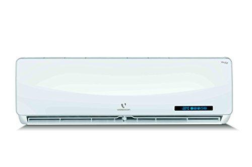Videocon VSB35.WV1-MDA Split AC (1 Ton, 5 Star Rating, White)