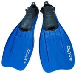 GIM Aletas para Natacion Lagon Azul 2194 T-25/26: Amazon.com.mx: Deportes y Aire Libre