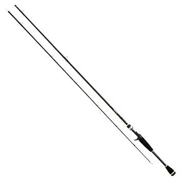 Daiwa AIRX601MFS Aird-X Braiding-x Spinning Rod, 6 Length, 1Piece Rod, Medium Power, Fast Action