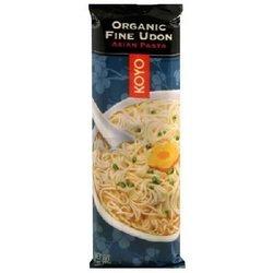 Koyo Organic Fine Udon -- 8 oz