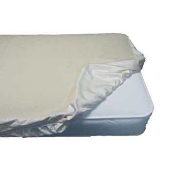 Amazon Com Naturepedic Organic Cotton Waterproof Fitted Crib