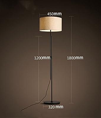 ZENGAI lámpara de pie Paño para Ajustar la lámpara de pie ...