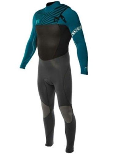 3 2 wetsuit chest zip - 7