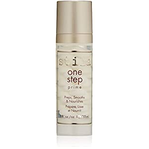 stila One Step Prime, Nourishing Matte Face Primer, 1 Fl Oz