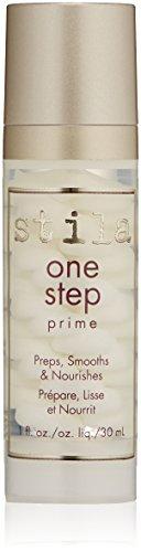 (stila One Step Prime, Nourishing Matte Face Primer - Paraben & Cruelty-Free)