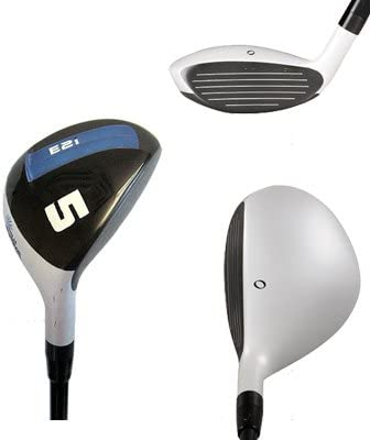 Palm Springs Golf E2i LRH Ladies Flex Titanium White Rescue Hybrid