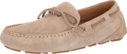 (Sperry Top-Sider Gold Cup Harpswell 1-Eye Suede Driver Men 9 Sand )