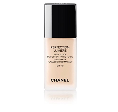 Chanel Perfection Lumiere Long Wear Flawless Fluid Makeup 30ml. #30 - Chanel Frames Eye