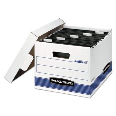 FEL00784 - Bankers Box Hang 'N' Stor Storage Box