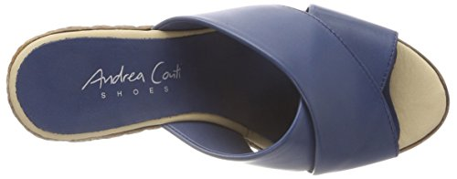 Mules 274 Bleu Jeans 1675715 Conti Femme Andrea OwYxFEqA