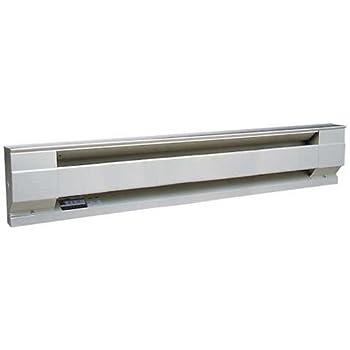 Cadet 03360 240v 8 Base Electric Heater Baseboard