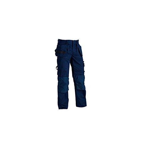 Blakläder travail pantalons ceinture Artisans 1530, couleur:bleu marine;pointure:30