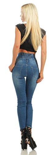 Fashion4Young Bleu Fashion4Young Jeans Femme Fashion4Young Femme Jeans Bleu Jeans Jeans Jeans Jeans rrAwB