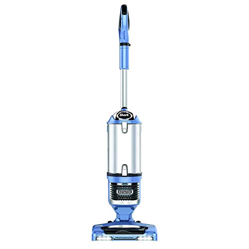 Shark Rotator Pro NV640BLREF XL Upright Vacuum, Blue (Renewed)