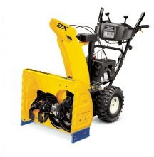 """CUB CADET 2X 24 Two-Stage, 208cc OHV Engine, 21"""" Intake Height Snow Thrower"""