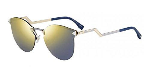 fendi-womens-iridia-rimless-bottom-sunglasses-gold-multi-layer-gold-one-size