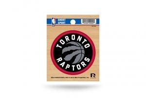 fan products of NBA Toronto Raptors Short Sport Decal