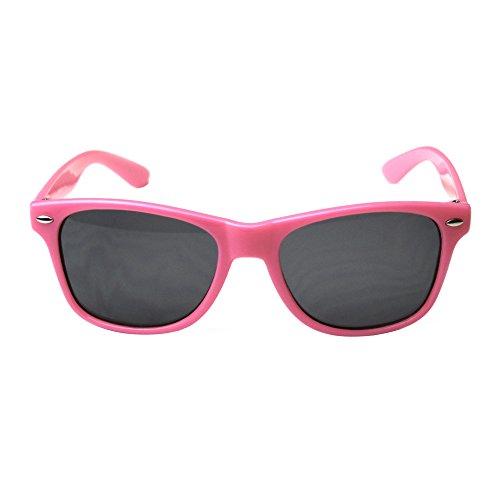 MFS-Wayfarer-125mm-Pink-1 - Toddlers Sunglasses