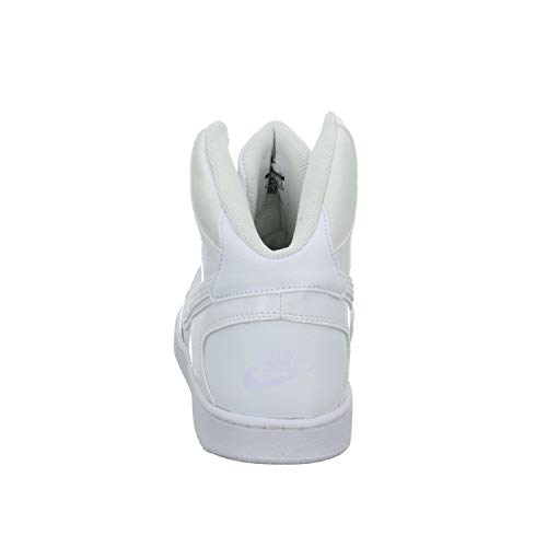 white Chaussures 110 wolf Son Basketball 5 Eu Blanc Wmns Nike 42 Femme De Of Force Mid Grey white fvA4xq6w