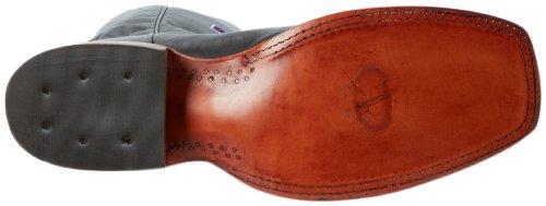 Nocona Boots Mens Tcu Boot Black Smooth Vitello