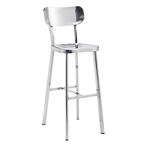 Zuo Modern Modern Bar Stool - 3
