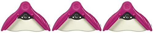AIDOX PP64B SM-RED Angle 5mm Eater Corner Rounder Small hree P ck