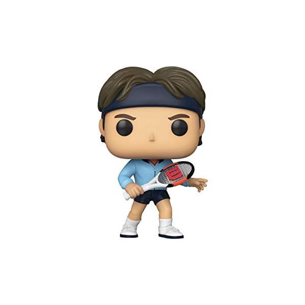 בובת POP מסוגננת בדמות רוג'ר פדרר שחקן הטניס המצליח !