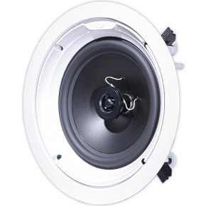 Klipsch R-1800-C In-ceiling Loudspeaker White by Klipsch