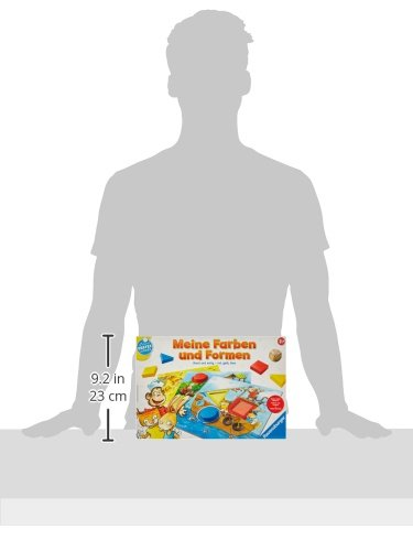 Ravensburger 24725 - Meine Farben und Formen: Amazon.de: Spielzeug