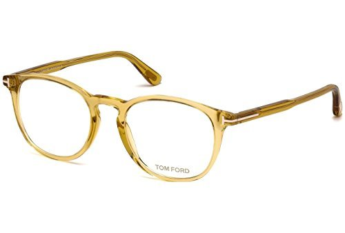 Tom Ford - FT 5401, Geometric, general, men, TRANSAPERENT YELLOW(041), - For Ford Clothes Tom Men