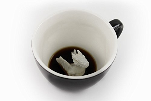 Creature Cup - Creature emerges as you drink! (11 oz., Dragon)