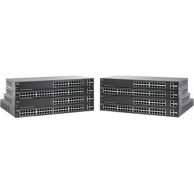 Cisco Small Business SG220-26P 26-Port Gigabit PoE Smart Plu