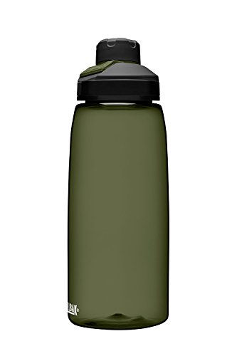 CamelBak Chute Mag Water Bottle, 32oz, Olive