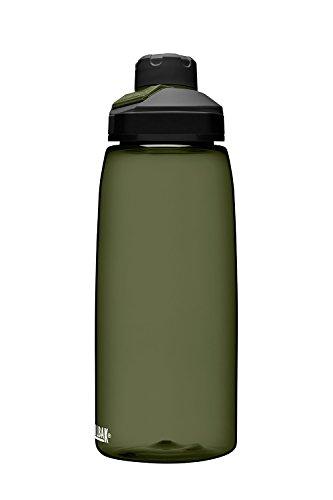 CamelBak Chute Mag Water Bottle, 32oz, Olive