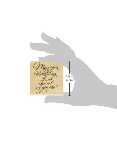 Hero Arts Special Birthday Woodblock Stamp