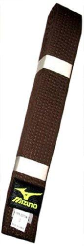 Mizuno Belt, Brown, 3