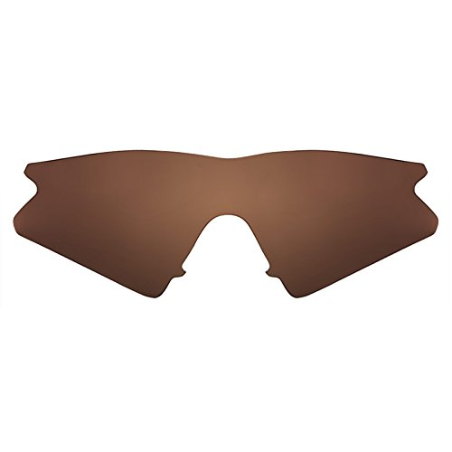 Revant Replacement Lenses for Oakley M Frame Sweep Polarized Bronze Brown