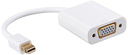 Belkin Display Cable 15 Pin - Belkin Mini DisplayPort to VGA Adapter (F2CD049b)