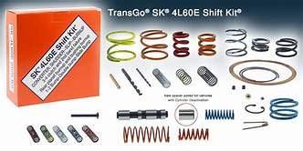 Transmission kit THM 700R4 85-Up. General Motors