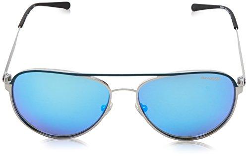 Arnette gunmetal Hombre Rubber Blue Para Dweet Gafas De Sol 58 8ZxW8wn