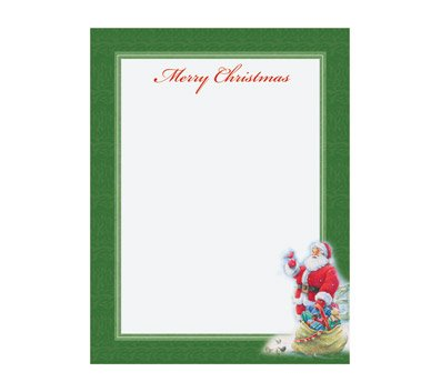 Great Papers! Santa Bird Stationery, 100 ct.