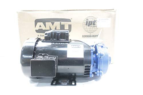 AMT 369A-95 Centrifugal Pump 1IN NPT 1-1/2HP 1-1/4IN NPT 115-230V-AC D652290 ()