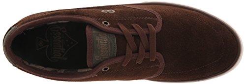 C1rca Mens Essential Skate Shoe Pinecone / Ermine